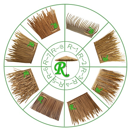 Rena Thatch Synthetic Thatch Artificial Thatch Thatch
